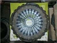 Корзина сцепления 430 мм. отжимная HOWO, SHAANXI